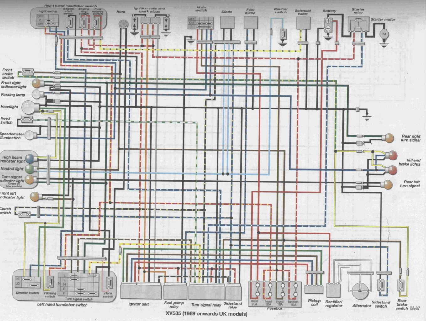 wiring diagram for signal stat 700 no 9967  hisun 700 wiring diagram schematic wiring  hisun 700 wiring diagram schematic wiring