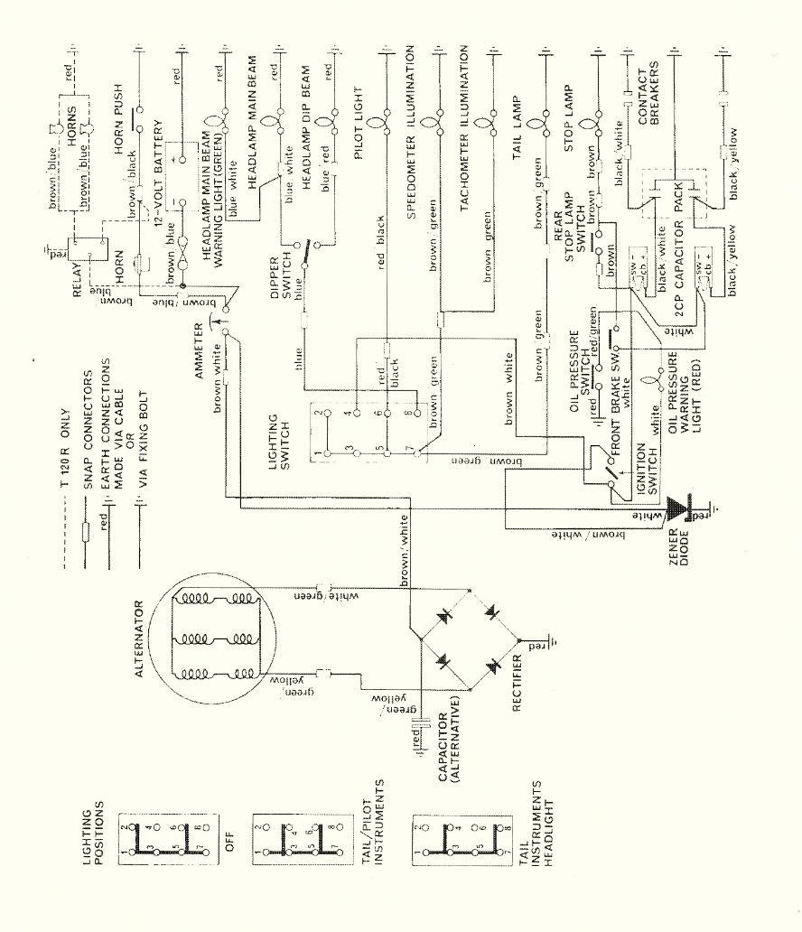 Miraculous Seca 750 Wiring Diagram On Triumph Tr6 Wiring Diagram Headlights Wiring Cloud Uslyletkolfr09Org