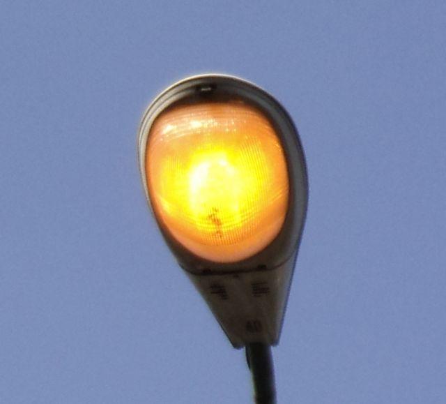 High Pressure Sodium Light Wiring