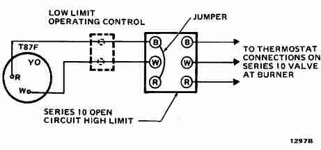 Es 4742 2 Wire Thermostat Wiring Diagram Heat Only Free Diagram