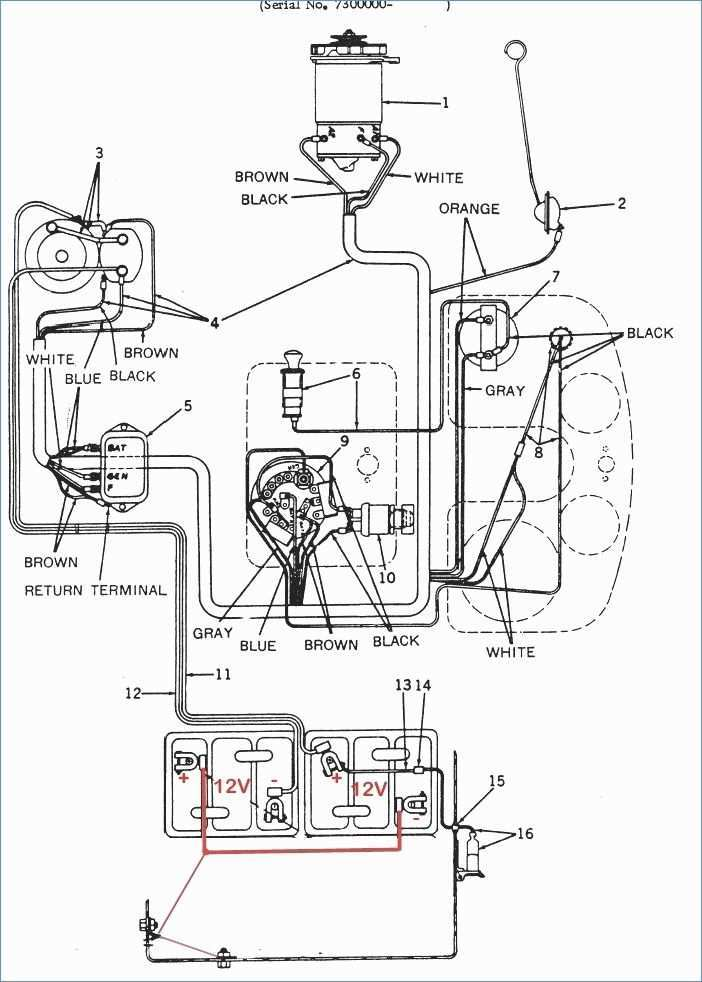 Wiring Diagram 4020 John Deere
