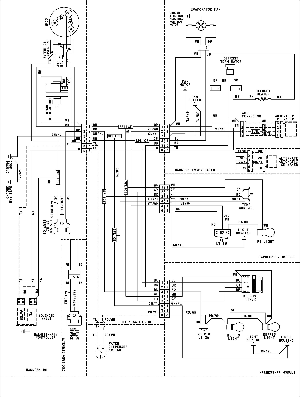 [DIAGRAM_0HG]  YC_5206] Refrigerator Wiring Diagram Further Amana Refrigerator Wiring  Diagram Free Diagram | Wiring Diagram Refrigerator |  | Erek Norab Denli Mohammedshrine Librar Wiring 101