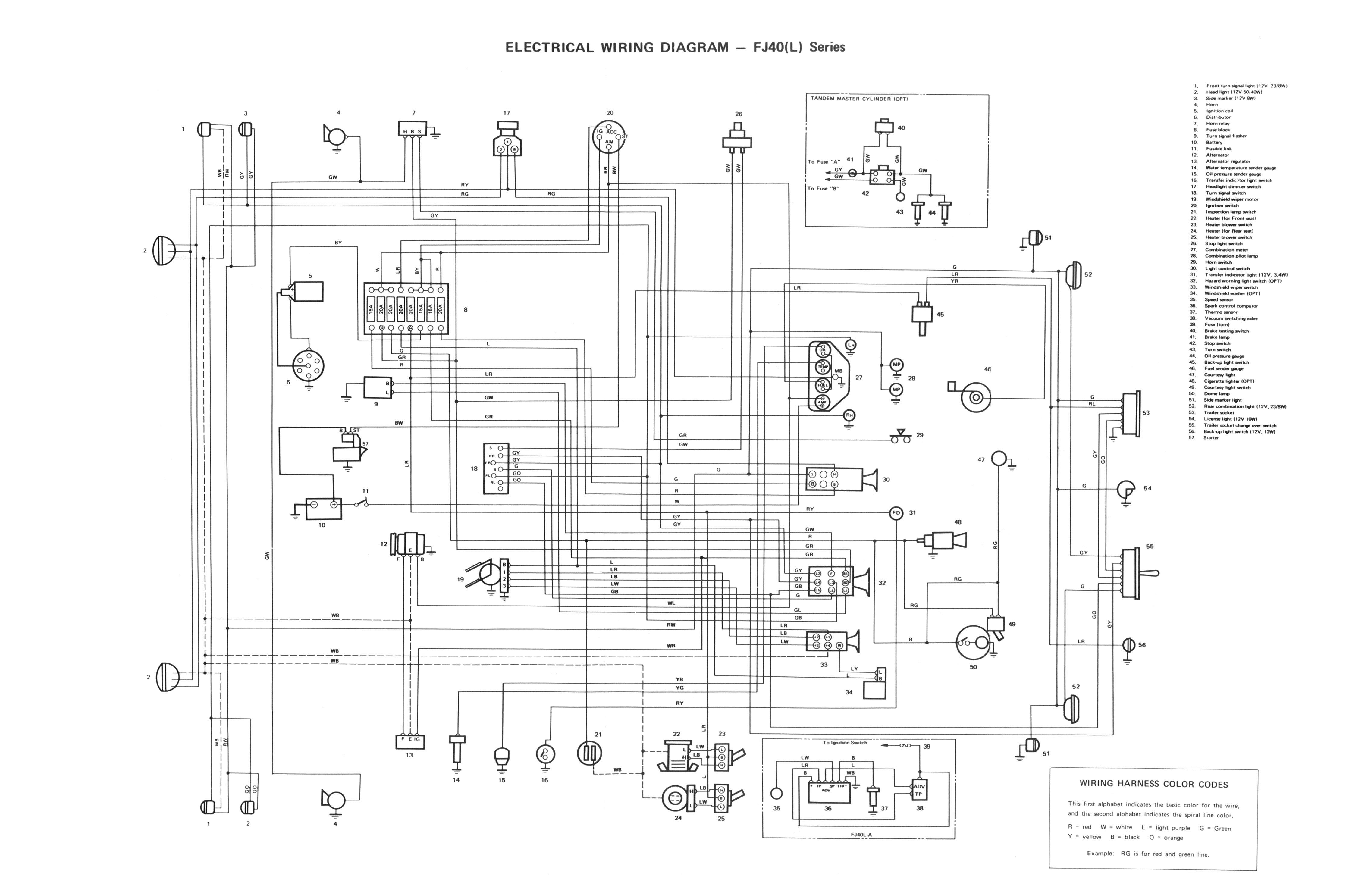 1979 Toyota Land Cruiser Wiring Diagram - Amp Wiring Diagram 3 -  toshiba.yenpancane.jeanjaures37.fr | 1979 Toyota Wiring Harness Diagram |  | Wiring Diagram Resource