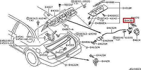 Co 0461 2000 Infiniti I30 Engine Diagram Schematic Wiring