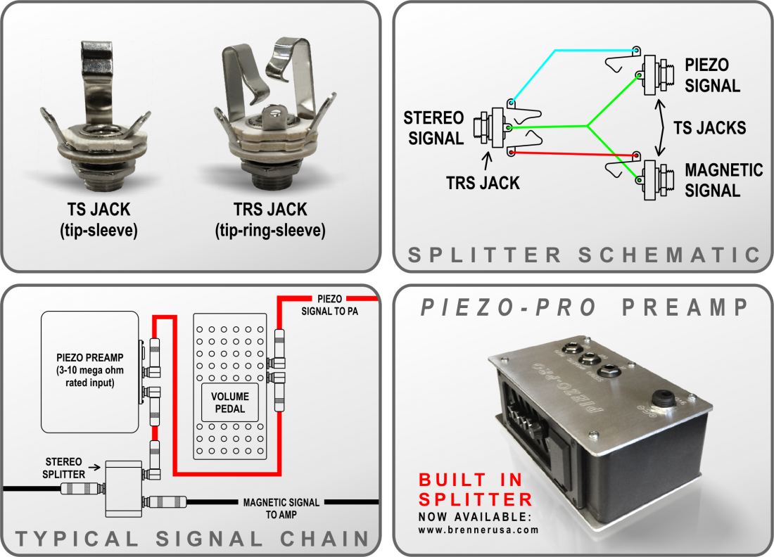 piezo guitar jack wiring diagram hl 7998  under saddle piezo wiring diagram schematic wiring  under saddle piezo wiring diagram