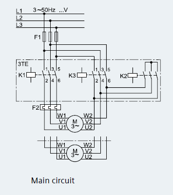 Ln 6576 Star Delta Starter Wiring Diagram Also Power Of Star Delta Starter Download Diagram