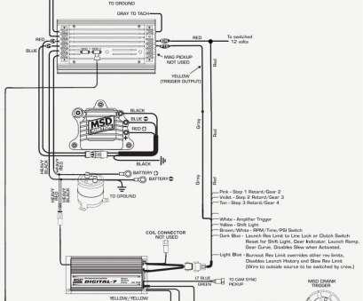 FZ_0809] Msd Digital 6Al Wiring Diagram 2 Schematic Wiring