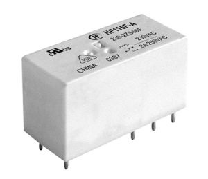 Superb China Miniature High Power Relay Hf115F A China Ac Voltage Coil Wiring Cloud Ostrrenstrafr09Org