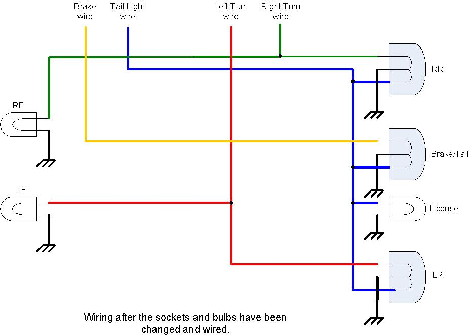 3 wire tail light wiring diagram basic tail light wiring diagram wiring diagram data  basic tail light wiring diagram