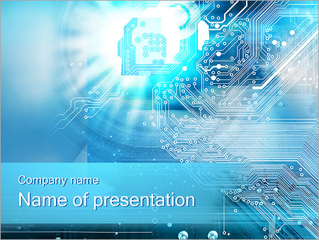Astounding Circuit Board Concept Powerpoint Template Backgrounds Google Wiring Cloud Cranvenetmohammedshrineorg