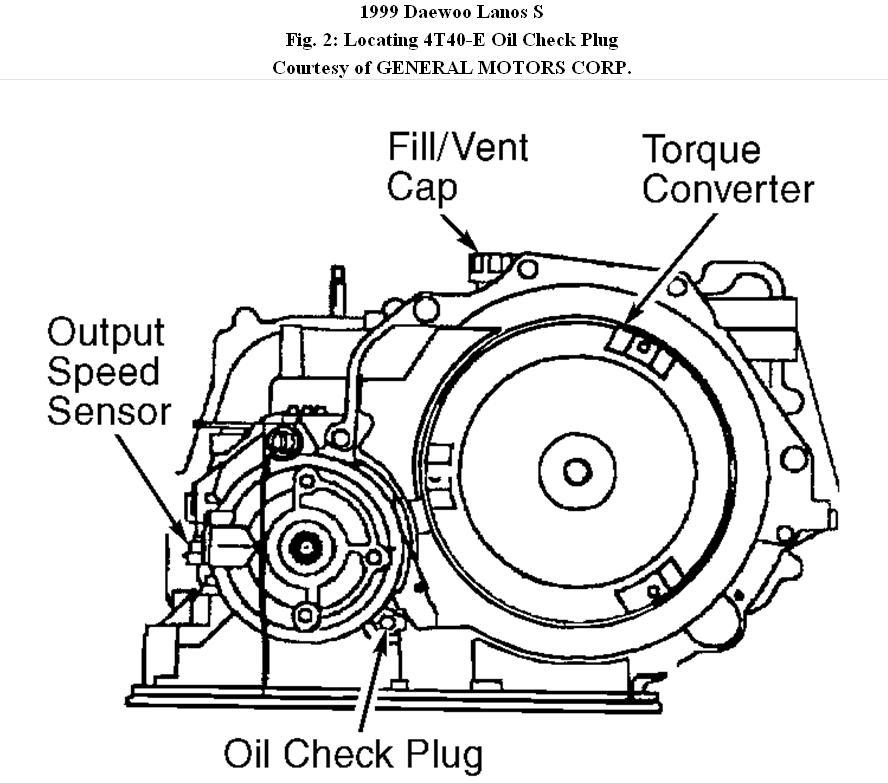 2001 daewoo lanos engine diagram cr 5503  daewoo automatic transmission diagram  daewoo automatic transmission diagram