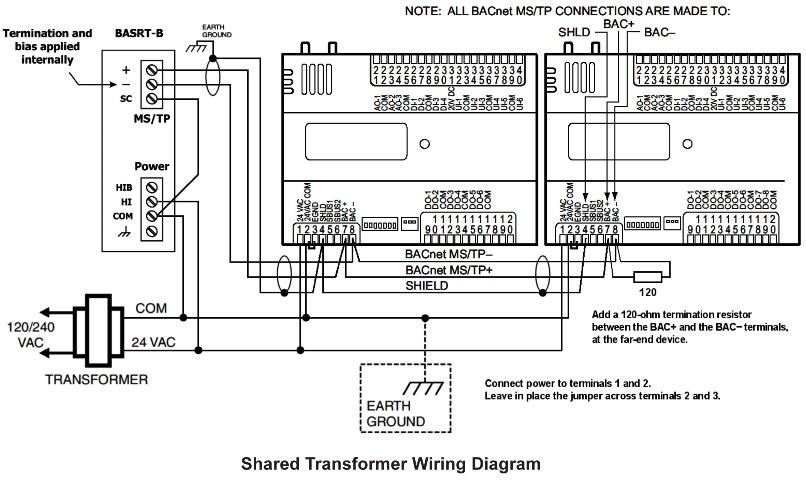 Trane Bacnet Card Bci R Manual