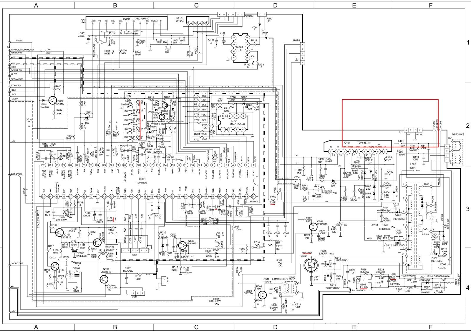 Sanyo Tv 46840 Wiring Diagram -Ge Unit Wiring Diagram | Begeboy Wiring  Diagram Source | Sanyo Tv Wiring Diagram |  | Begeboy Wiring Diagram Source
