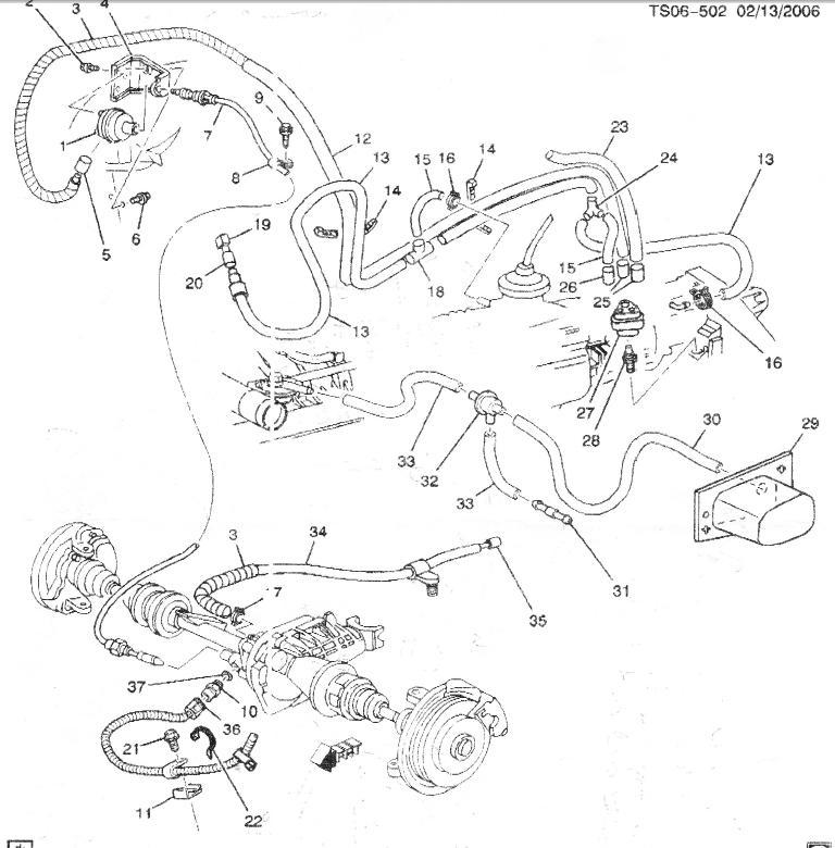 1997 s10 l4 2 vacuum diagram wiring schematic rr 4780  2000 chevy blazer 43 vacuum diagram schematic wiring  2000 chevy blazer 43 vacuum diagram