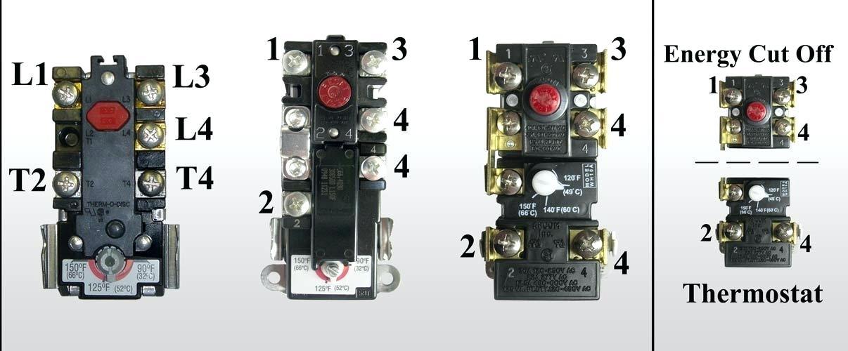 Or 3070 Different Water Heater Dual Element Wiring Schematic Wiring