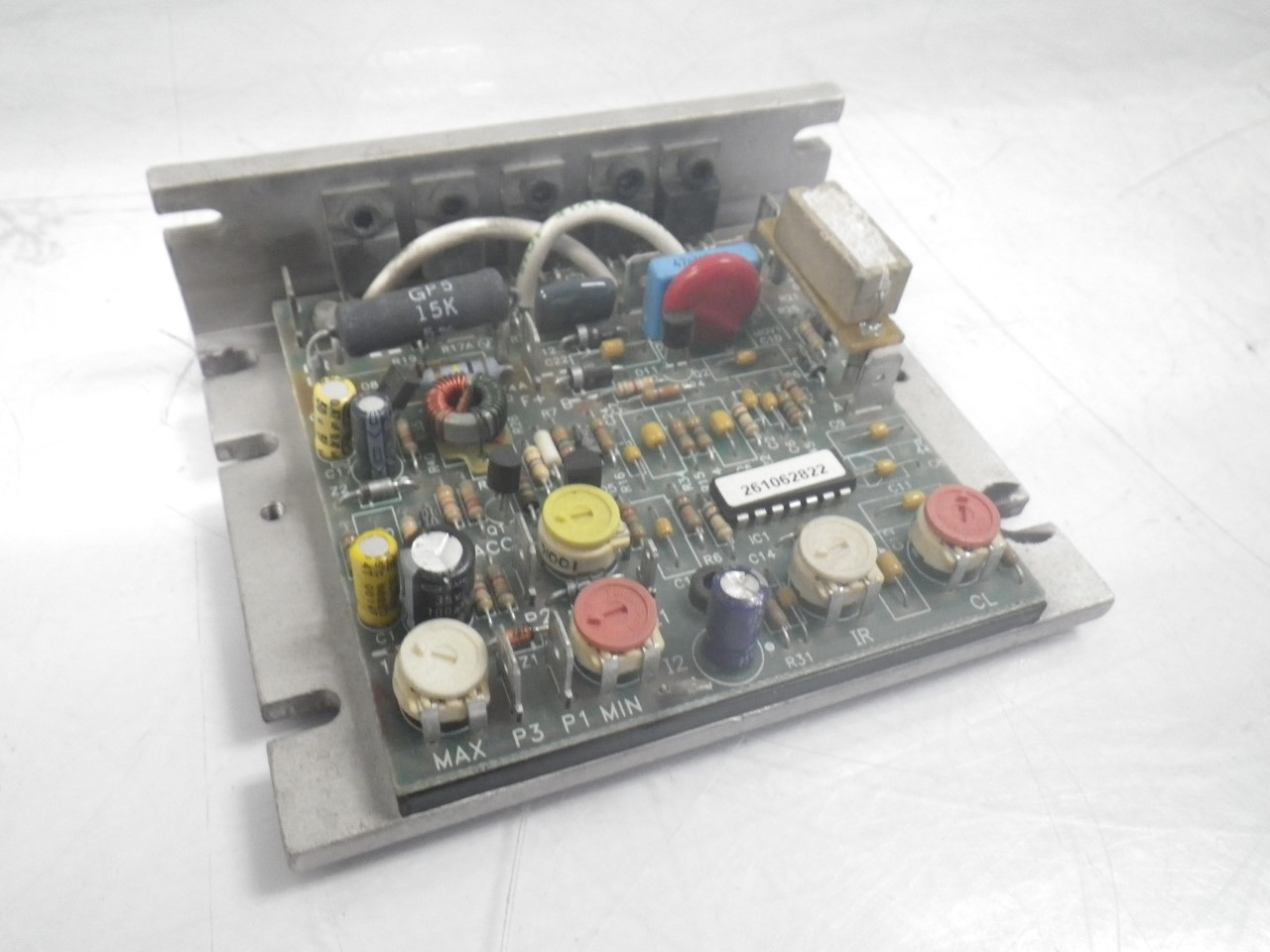 DC Drives Chassis 9937 KBCC-125R