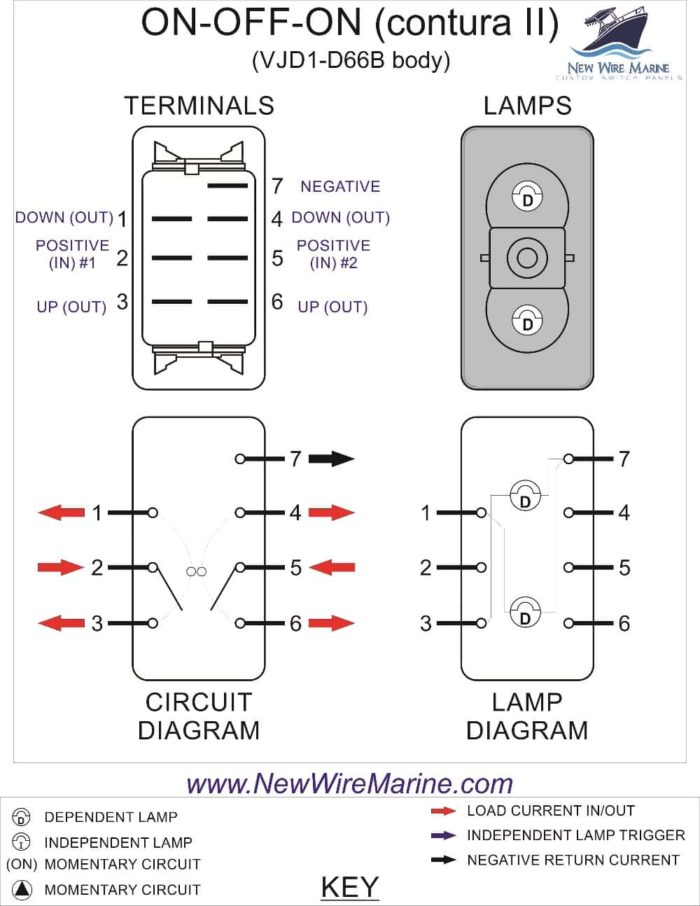 af1320 switch wiring diagram double pole switch wiring