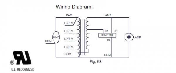 light metal halide ballast wiring schematic ay 4029  100 watt metal halide wiring diagram download diagram  100 watt metal halide wiring diagram