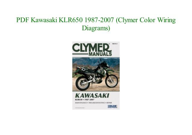klr 650 wiring diagram kawasaki klr650 color tb 0646  klr 650 engine diagram get free image about wiring  klr 650 engine diagram get free image