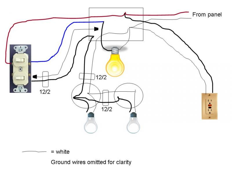 Rn 4182 Home Electrical Wiring For Bathrooms Wiring Diagram