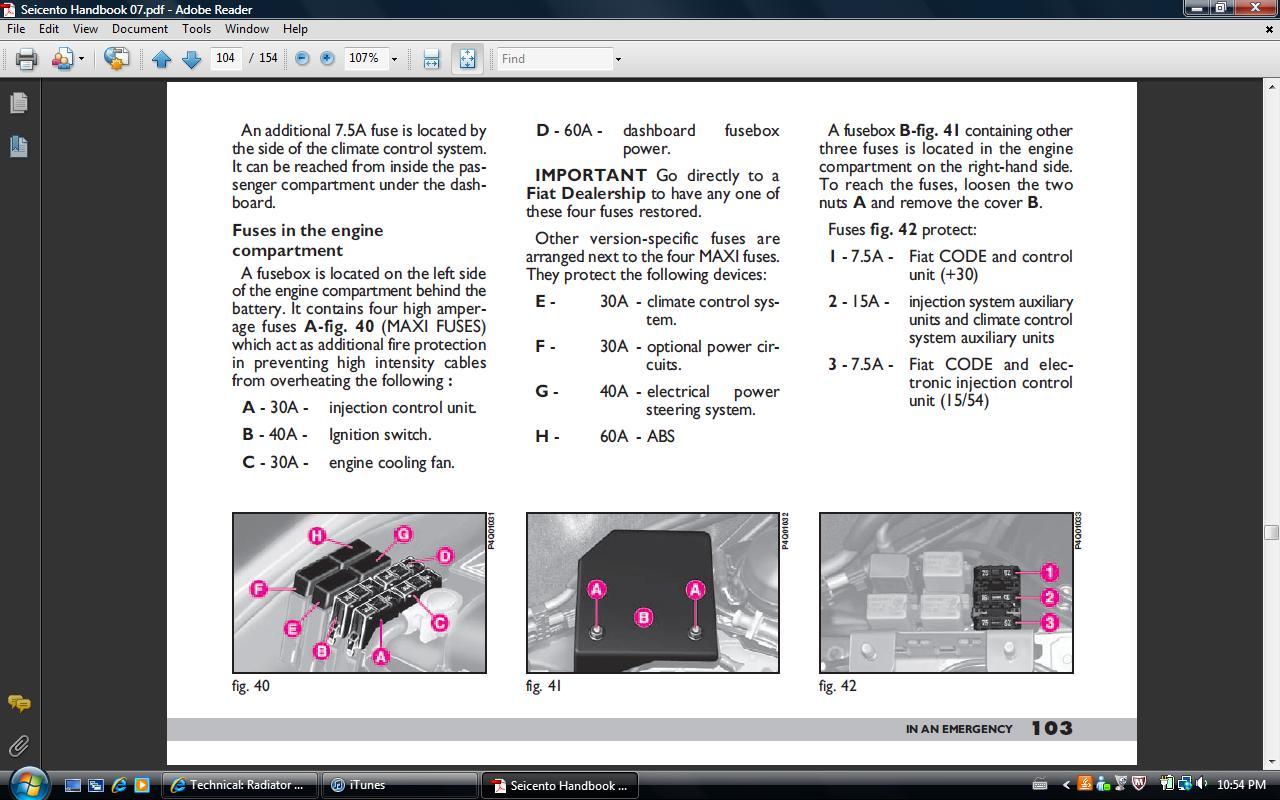 Superb Fuse Box Fiat Grande Punto Wiring Library Wiring Cloud Ittabisraaidewilluminateatxorg