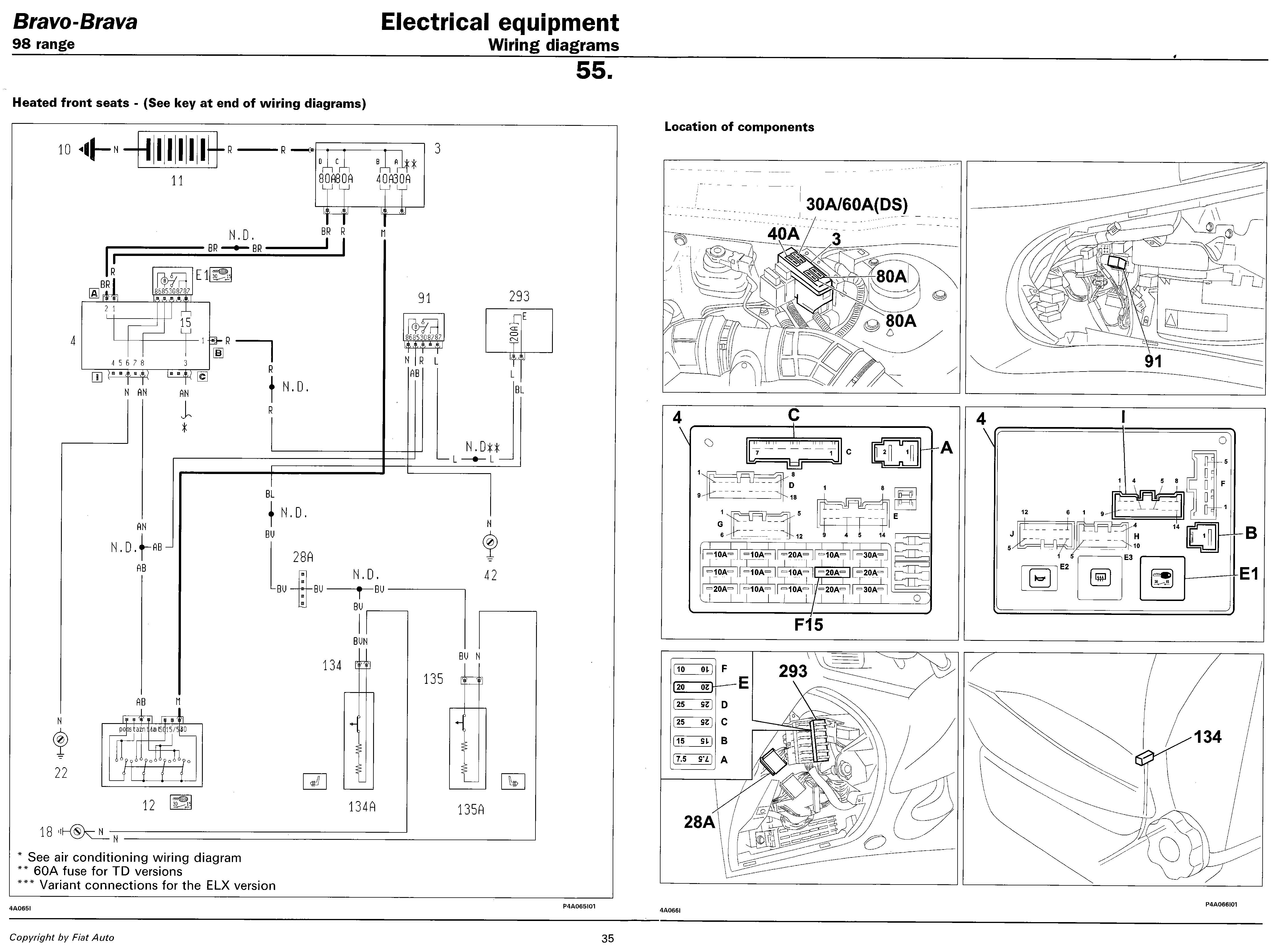 fiat ducato 2 8 jtd fuse box location ma 7769  technical fiat punto hgt wiring diagram the fiat forum  technical fiat punto hgt wiring diagram
