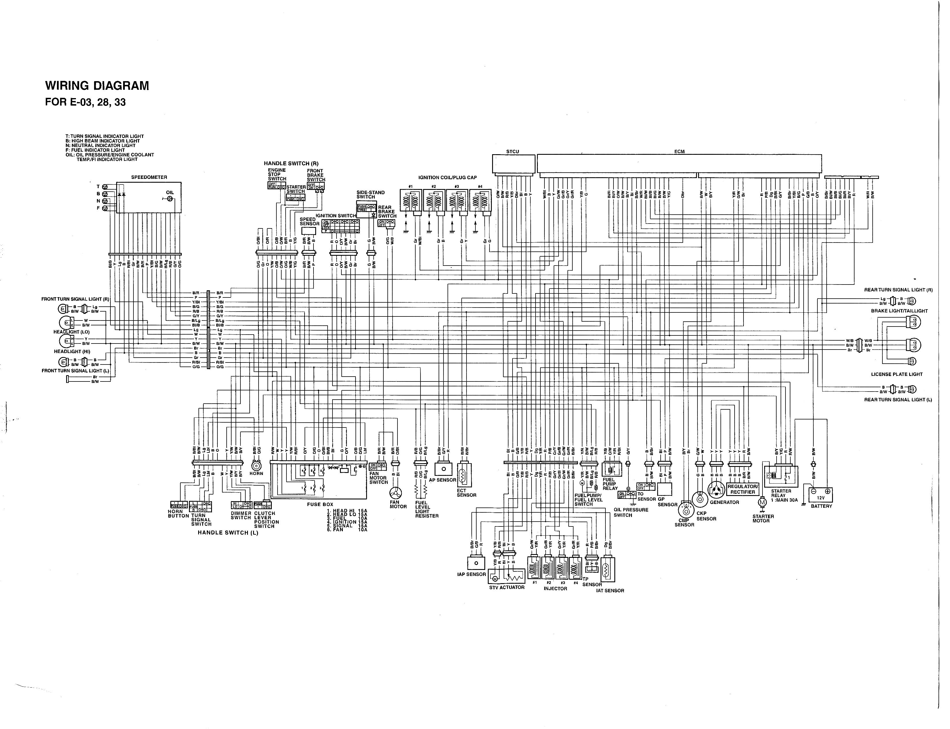 suzuki gsx r fuel pump wire diagram ao 4372  2001 gsxr 1000 2007 gsxr 600 wiring diagram tl 1000  2001 gsxr 1000 2007 gsxr 600 wiring