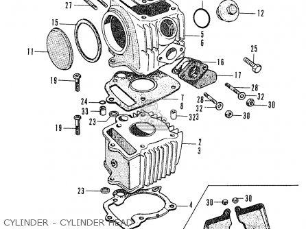 Surprising Honda C50 Cub 1969 England Parts Lists And Schematics Wiring Cloud Ymoonsalvmohammedshrineorg