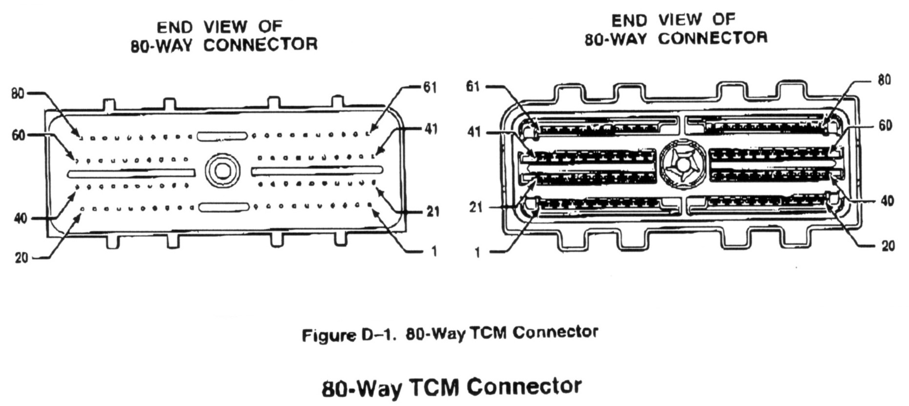 How To Read Allison 3060 Transmission Wiring Diagrams