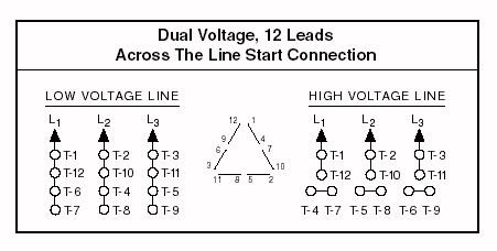 da_3067] 12 lead motor winding diagram wiring schematic download diagram  garna tixat mohammedshrine librar wiring 101