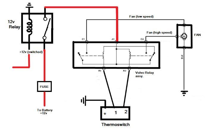 Astounding Window Relay Wiring Diagram Dual Electric Fan Relay Wiring Diagram Wiring Cloud Picalendutblikvittorg