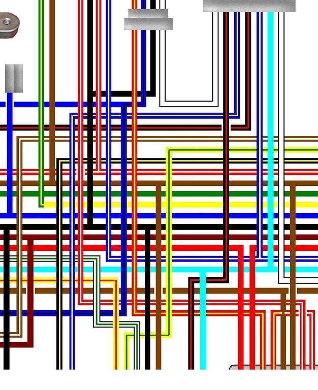 1983 yamaha maxim 750 wiring diagram zd 7463  1981 yamaha xj650 wiring diagram schematic wiring  1981 yamaha xj650 wiring diagram