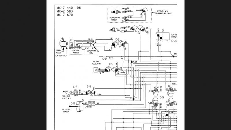YN_1209] Ski Doo 670 Wiring Diagram Schematic Wiring  Swas Atolo Stic Nerve Vish Push Rine Tixat Mohammedshrine Librar Wiring 101