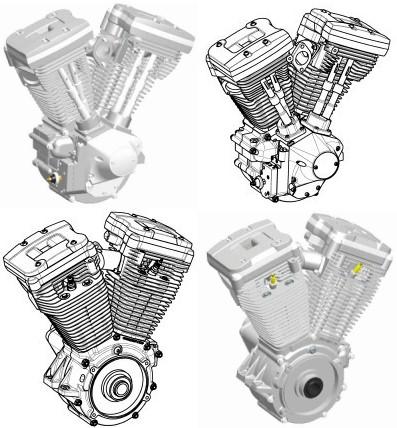 Ko 5601 Harley Evolution Engine Diagram Free Diagram