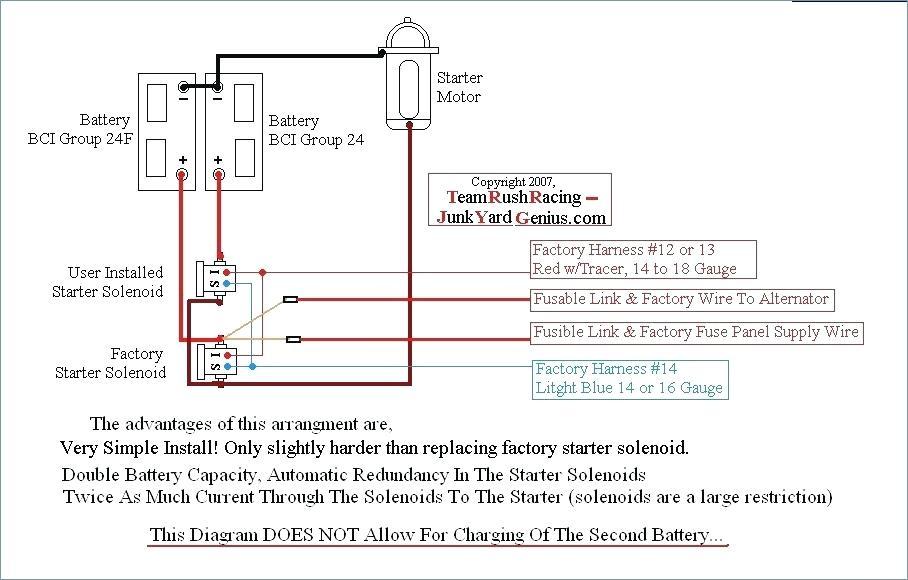 Rm 0728 Yamaha Starter Solenoid Wiring Free Diagram