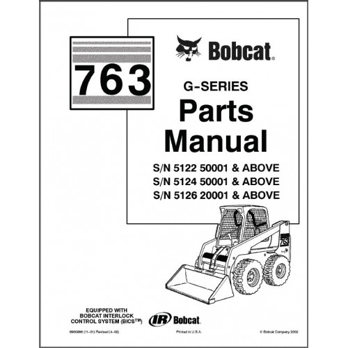 Wa 3522  Bobcat Parts Diagram 753 Download Diagram