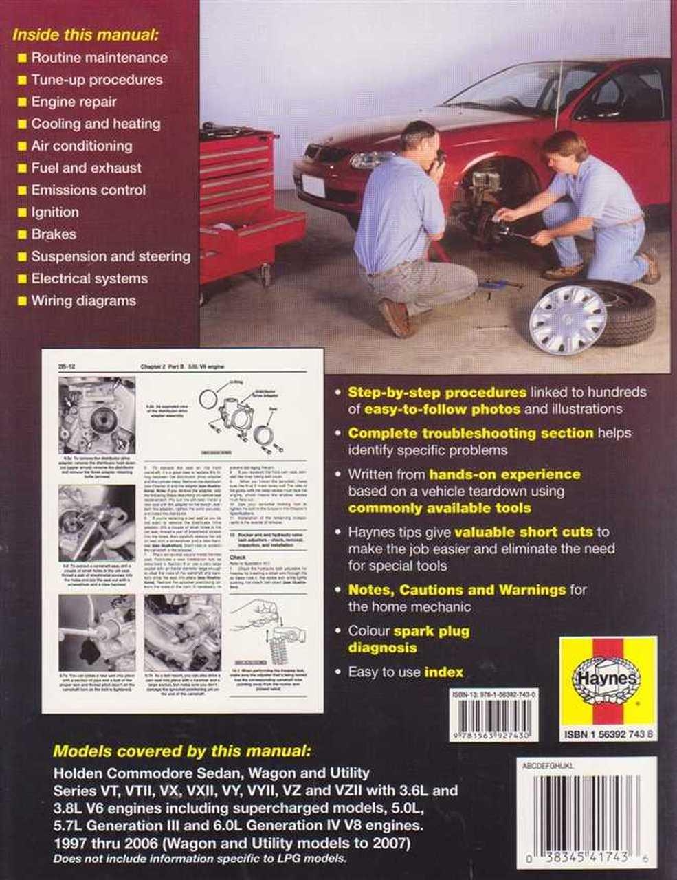 Yf 5726 2006 Holden Caprice Wiring Diagram Schematic Wiring