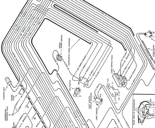 Wa 9859 Long Tractor Ignition Switch Wiring Diagram