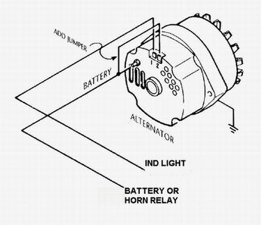Groovy Alternator Wiring Diagram Chevy Basic Electronics Wiring Diagram Wiring Cloud Filiciilluminateatxorg