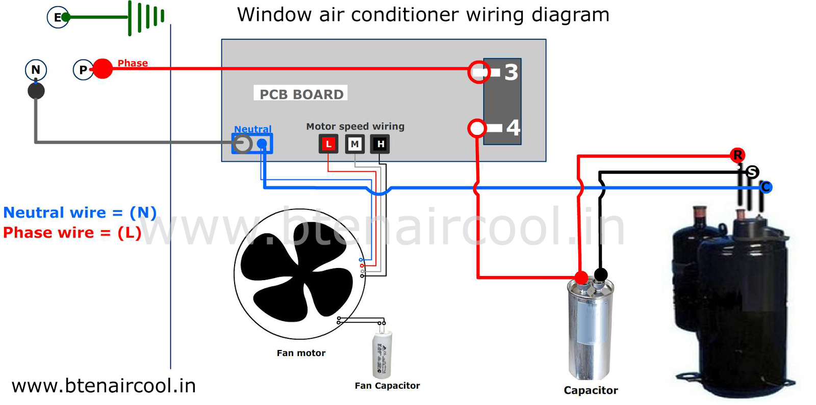 Ls 6339 Wiring Diagram Window Ac Unit Free Diagram
