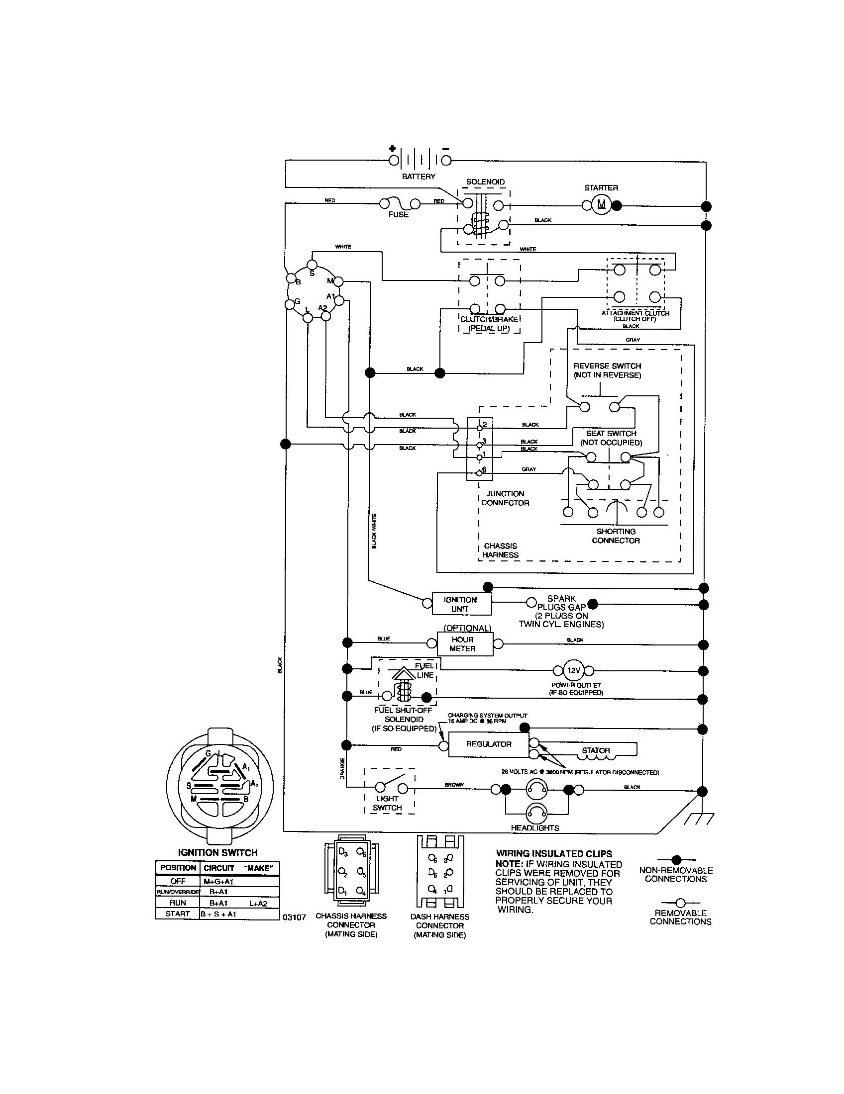 Excellent Craftsman Starter Wiring Diagram Diagram Data Schema Wiring Cloud Licukshollocom