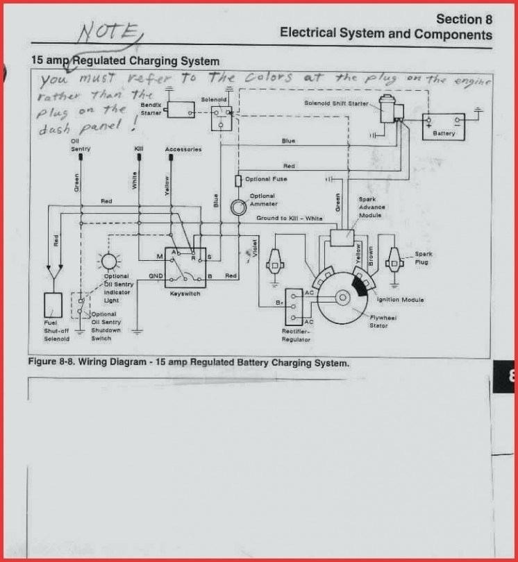 Kohler Engine Wiring Diagrams Free