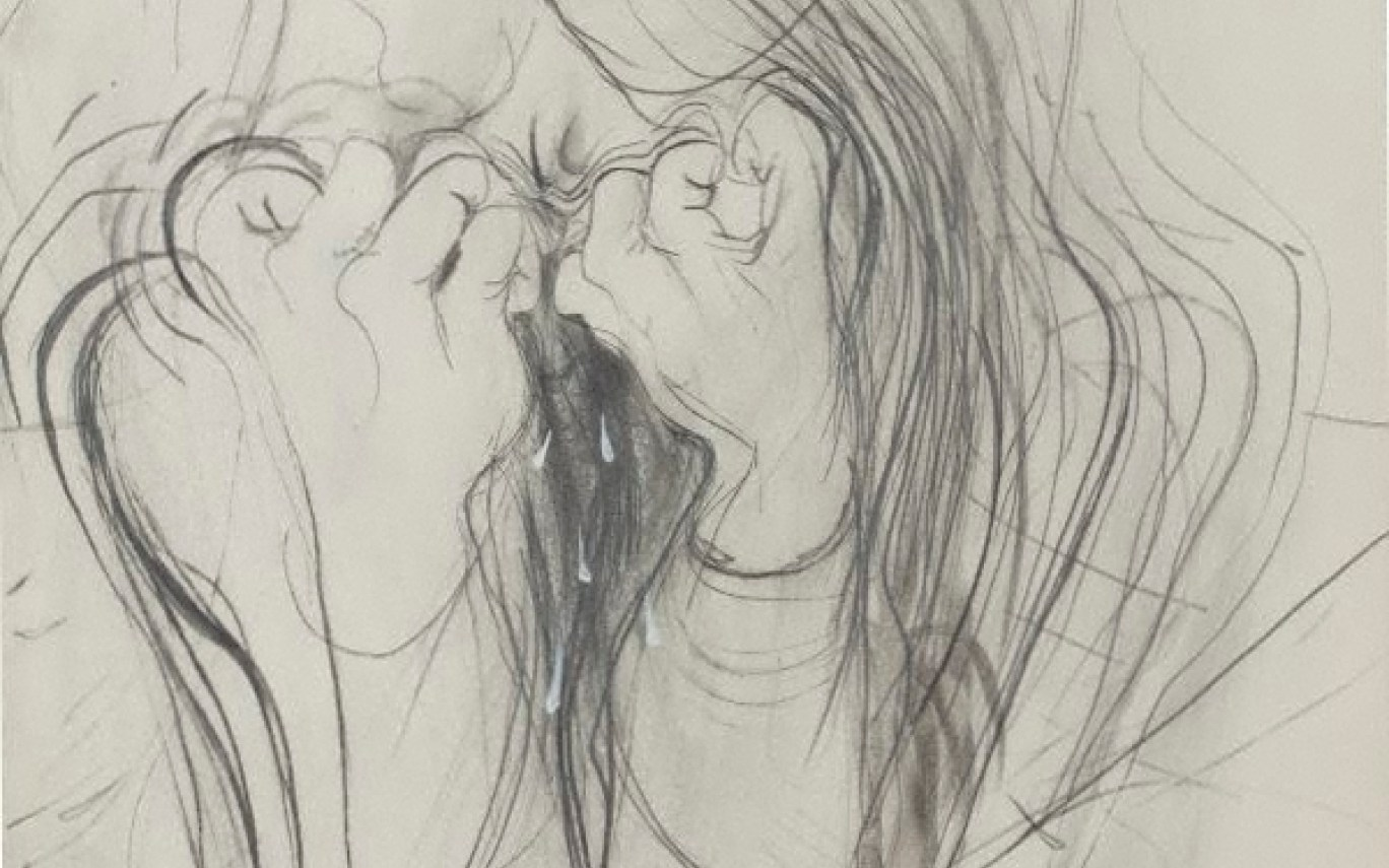 Magnificent Woman Crying Drawing Hot Trending Now Wiring Cloud Onicaalyptbenolwigegmohammedshrineorg