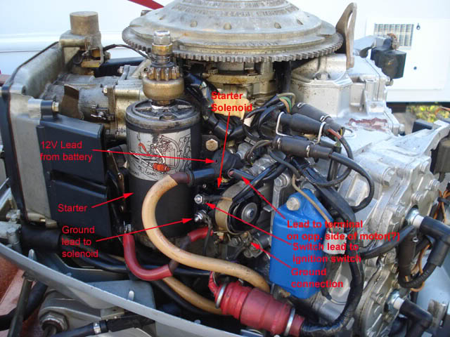 Tremendous How Do I Wire Up My Omc Tachometer Page 1 Iboats Boating Forums Wiring Cloud Hemtshollocom