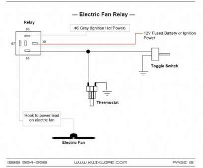 Kh 8539 Electric Fan Thermal Switch Wiring Diagram Download Diagram