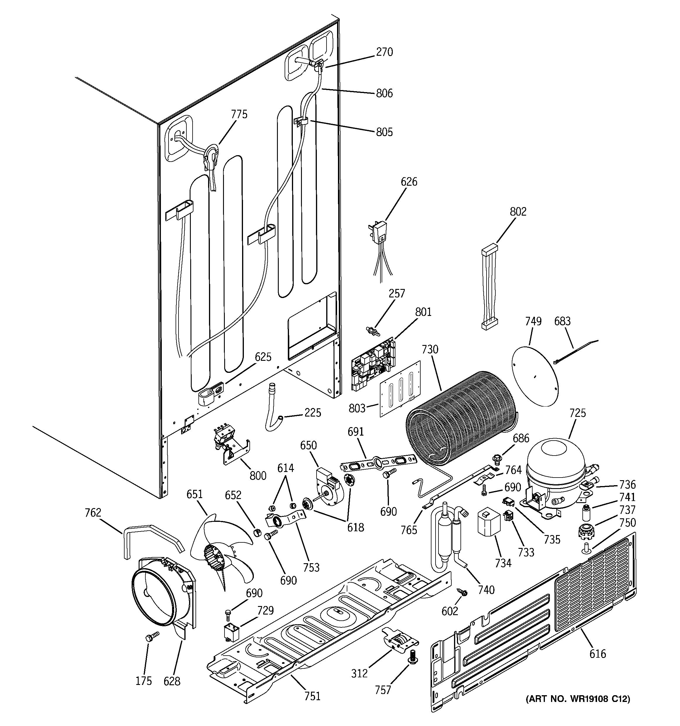 XT_4144] By Side Refrigerator Parts Diagram On Ge Refrigerator Wiring  Diagram Free Diagram | Ge Refrigerator Wire Diagram |  | Nful Drosi Waro Rosz Nful Phae Mohammedshrine Librar Wiring 101
