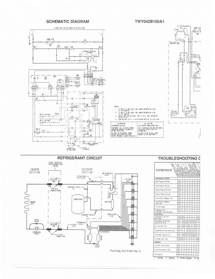 rk7528 trane xe1000 wiring diagram wiring diagram