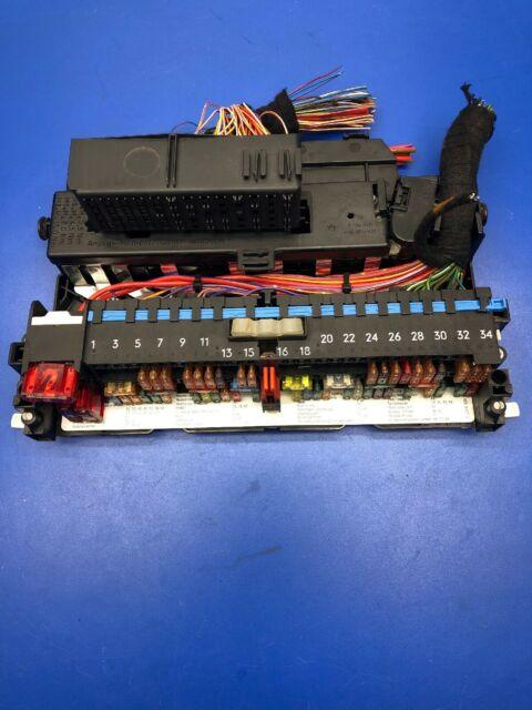 Fabulous 01 06 Bmw E46 M3 325I 330I Xi Ci Glove Box Fuse Relay Power Module Wiring Cloud Ymoonsalvmohammedshrineorg