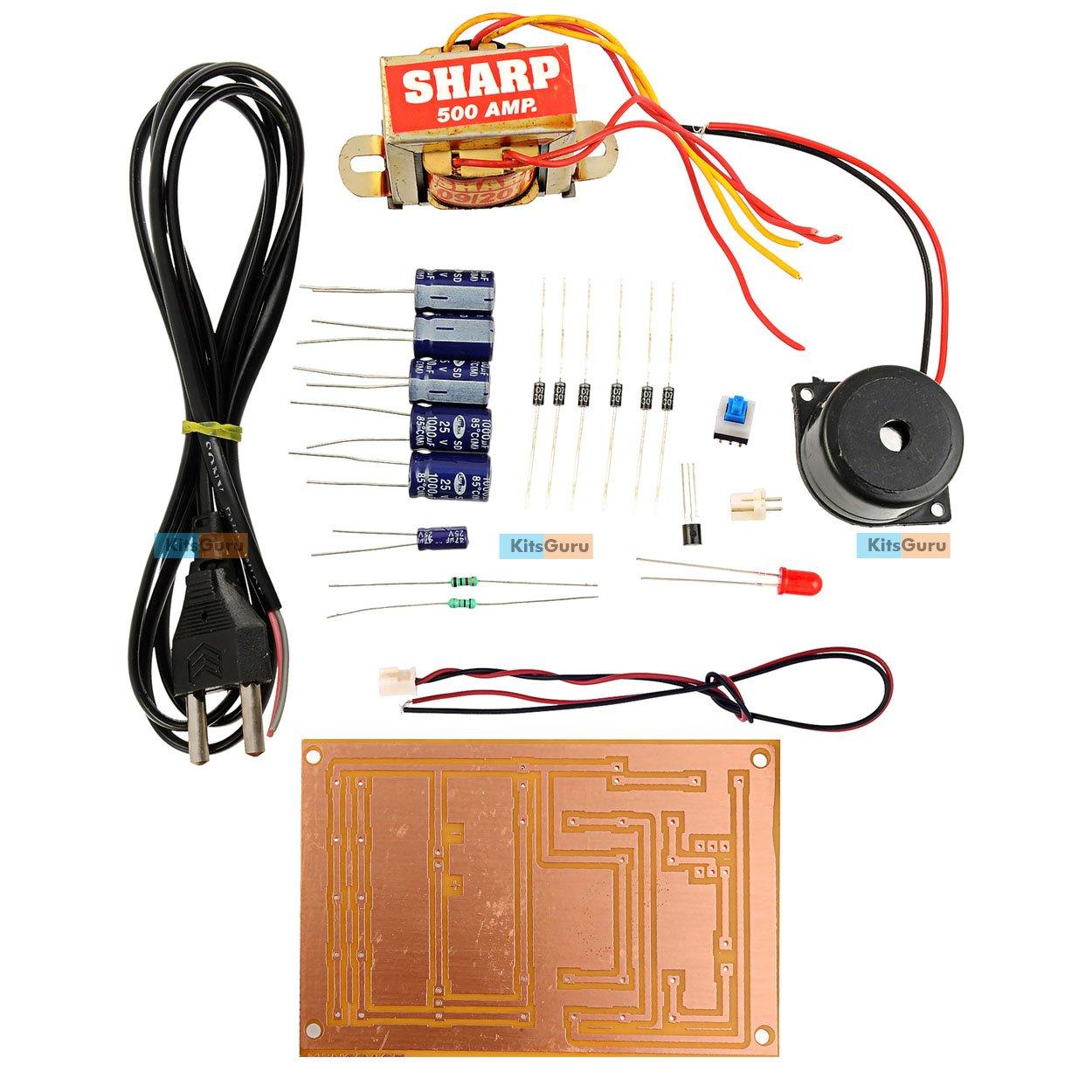 Od 0038  Power Failure Alarm Circuit Othercircuit Amplifiercircuit Download Diagram