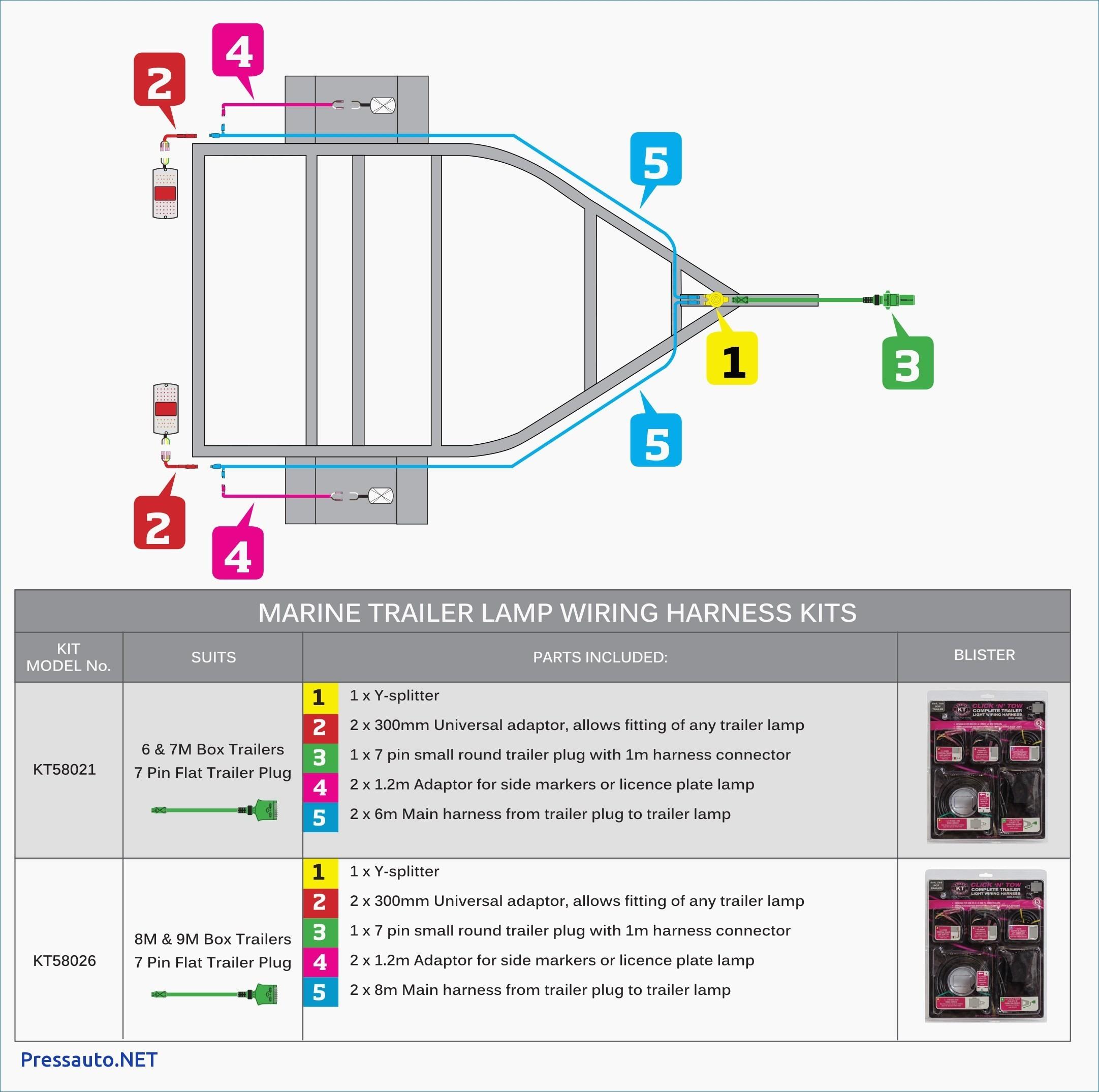 Sabs Trailer Plug Wiring Diagram